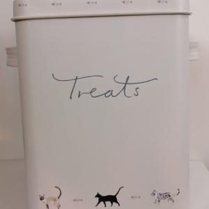 Lata para comida de gato